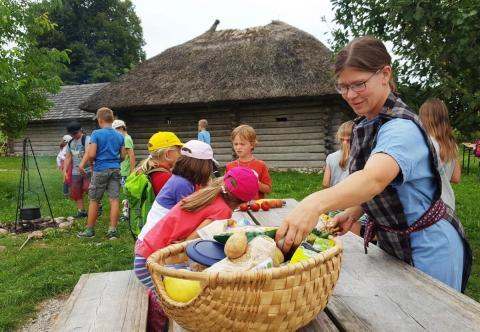 Abenteuernachmittag im Keltengehöft Stöffling für Kinder und Familien