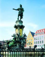 Augustusbrunnen : Foto Regio Augsburg Tourismus Gmbh
