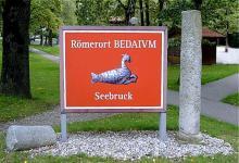 Römerort BEDAIVM Seebruck