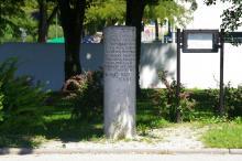 Der Römische Meilenstein in Gilching